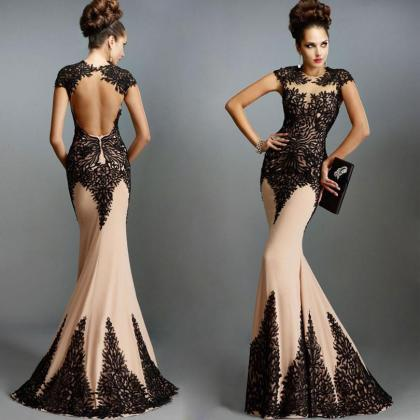New Fashion Mermaid Evening Dresses..
