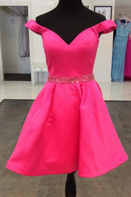 homecoming dress,short prom dress,short party dress,cute prom dress,satin gowns,prom dresses