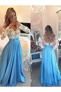 blue Prom Dresses,long Evening Dress,mermaid Prom Dress,Prom Gown,Sexy Prom Dress,Long Prom Gown,Modest Evening Gowns for Teens