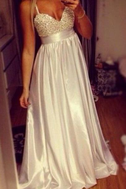 Prom Dress,Sexy Evening Dress,Sleeveless A Line Evening Dress,Long Prom Dress,High Quality Graduation Dresses,Wedding Guest Prom Gowns, Formal Occasion Dresses,Formal Dress