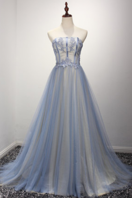 Prom Dresses,tulle Prom Gown,Lace Evening Dress,Prom Dress,Evening Gowns,Formal Dress