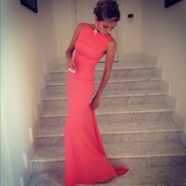 New Arrival Floor-Length Prom Dresses Charming Evening Dresses Floor-Length Prom Dresses Prom Dresses On Sale